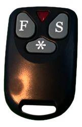 Capa Para Controle Remoto Reposição Sistec 986 Sx40