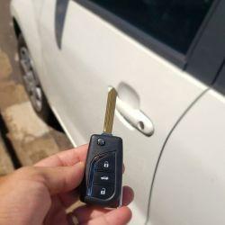 Chave Canivete Para Alarme Positron Flex Toyota