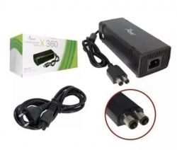 Carregador Fonte Para Xbox 360 Bivolt Knup-w013