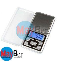 Mini Balança Digital De Bolso E Alta Precisão 0,1g /500g