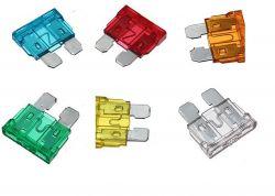 Fusível Laminado Comum Embalagem Com 10 Peças - Customizado