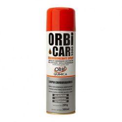 Descarbonizante Spray Orbi Car 2000 300 ml Orbi Química