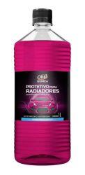 Aditivo Concentrado Orgânico Radiador Orbi Rosa Flex Diesel