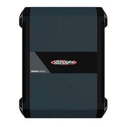 Modulo Amplificador Soundigital SD8000.1d Evo4 - 3000w Rms - 1Ohm